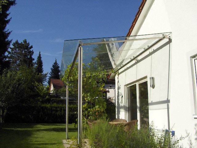 Schmid Druppel Glasdacher